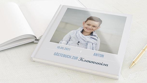 Gästebuch Kommunion - Großer Moment Kommunion