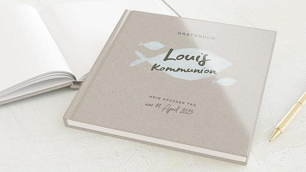 Gästebuch Kommunion - Frisch Gewagt