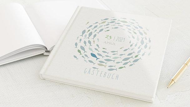 Gästebuch Kommunion - Freudenwirbel