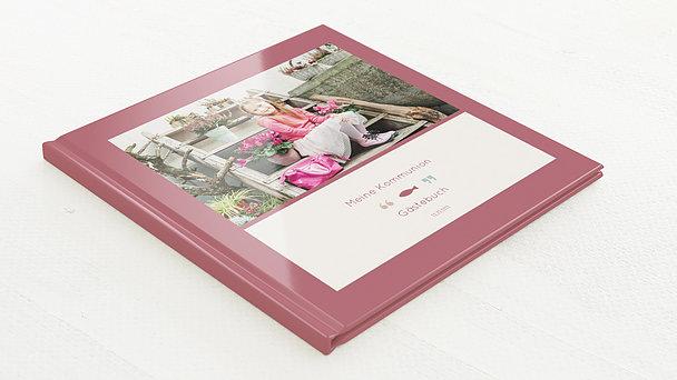 Gästebuch Kommunion - Unser Kommunionskind