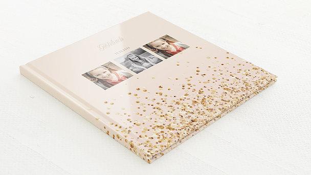 Gästebuch Kommunion - Geflitter Kommunion