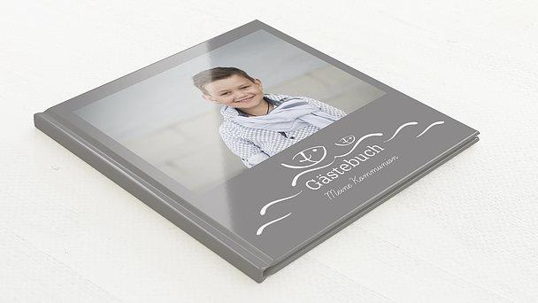 Gästebuch Kommunion - Wellig