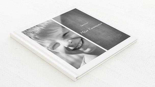 Gästebuch Kommunion - Getäfelt jung