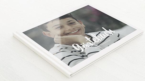 Gästebuch Kommunion - Im Mittelpunkt Kommunion