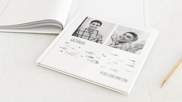 Gästebuch Konfirmation - Ausschwärmen