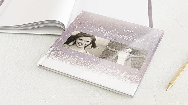 Gästebuch Konfirmation - Zauberlicht Konfirmation