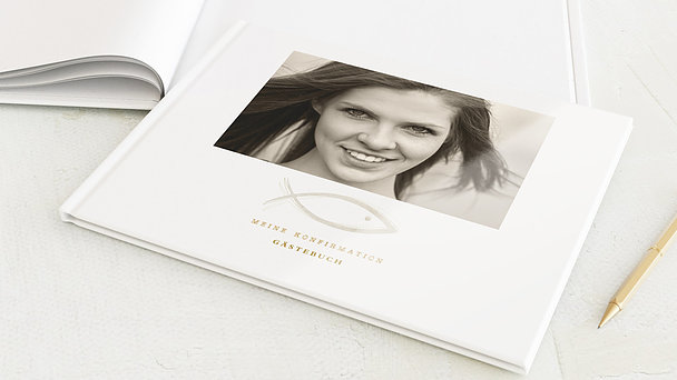 Gästebuch Konfirmation - Schwarm Konfirmation