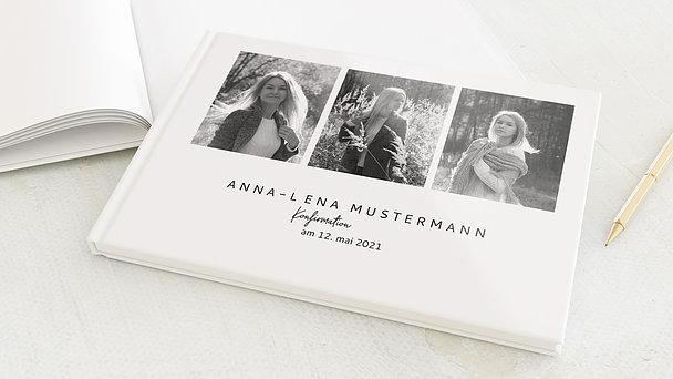 Gästebuch Konfirmation - Best Times