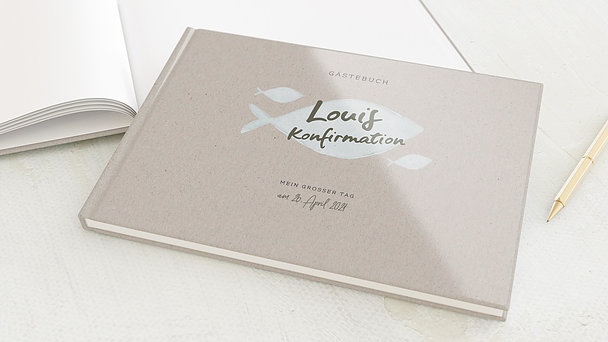Gästebuch Konfirmation - Frisch Gewagt