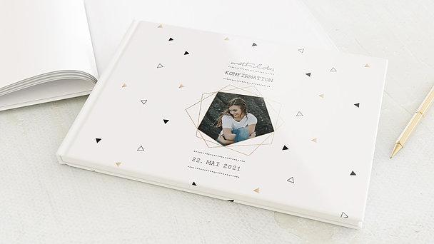 Gästebuch Konfirmation - Triola