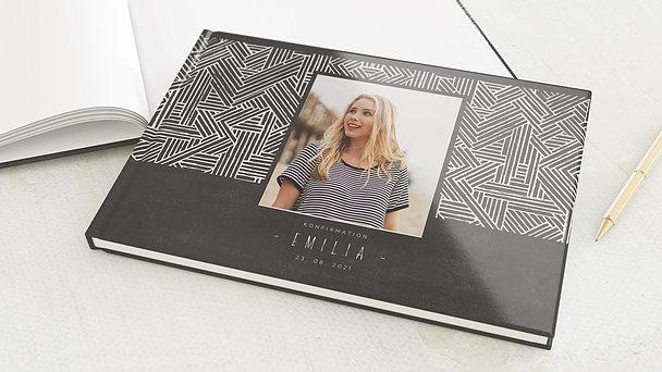 Gästebuch Konfirmation - Labyrinth