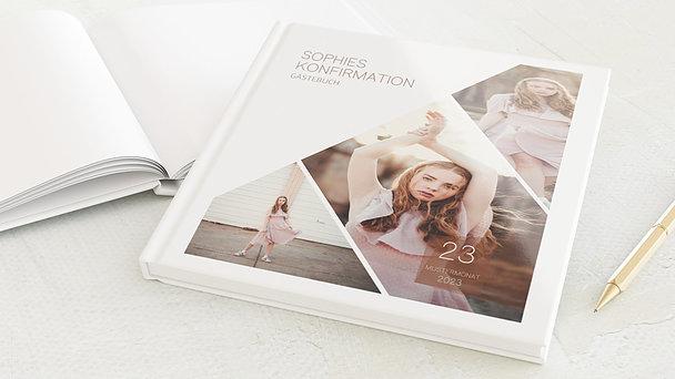 Gästebuch Konfirmation - Traumtag