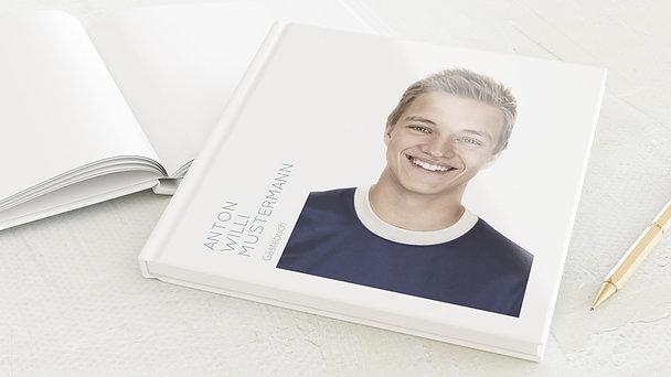 Gästebuch Konfirmation - Reines Herz Konfirmation