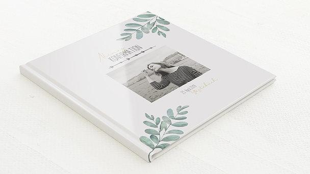 Gästebuch Konfirmation - Meine Zeremonie