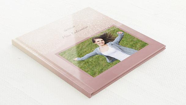 Gästebuch Konfirmation - Löwenzahn