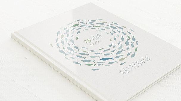 Gästebuch Konfirmation - Freudenwirbel