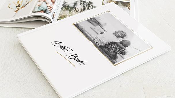 Familienalbum - Geschwisterliebe