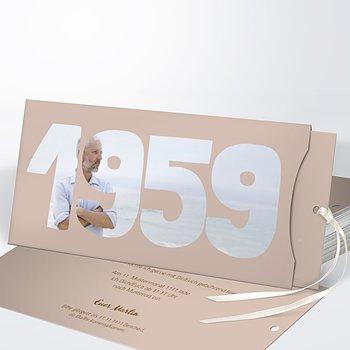 Geburtstagseinladungen - Jahrgang 1959