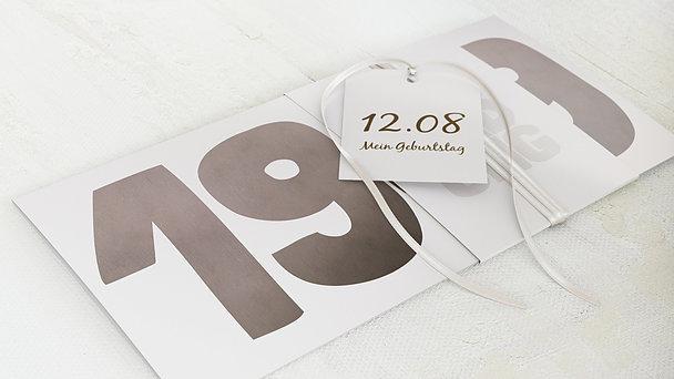 Geburtstagseinladungen - Jahrgang 1949