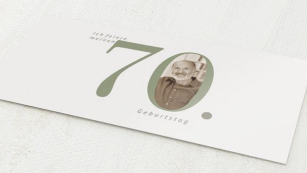 Geburtstagseinladungen - In Bestform 70
