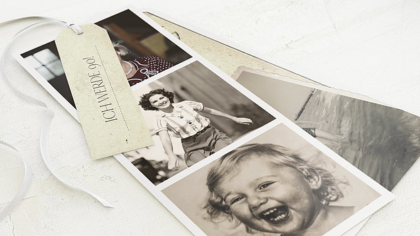 Geburtstagseinladungen - Jung geblieben 90