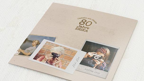 Geburtstagseinladungen - Fotoalbum