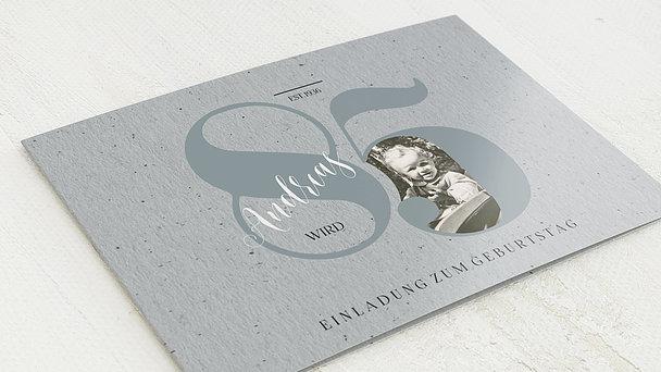 Geburtstagseinladungen - My time 85