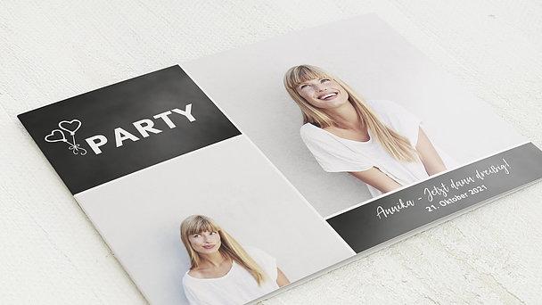 Geburtstagseinladungen - Party & Soul 30
