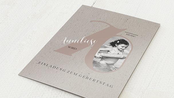 Geburtstagseinladungen - My time 70