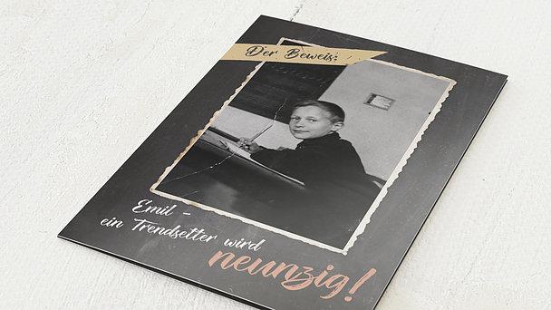 Geburtstagseinladungen - Trendsetter 90