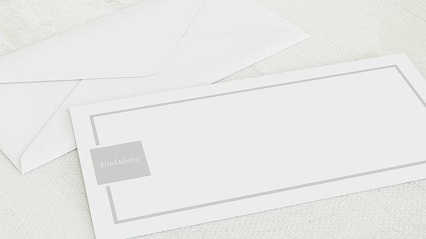 Umschlag mit Design Taufe - Unbedingt