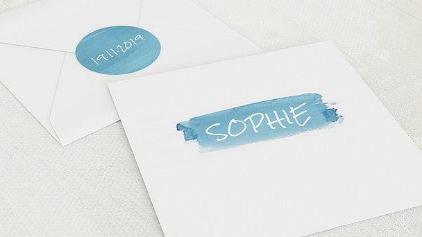 Umschlag mit Design Taufe - Günther