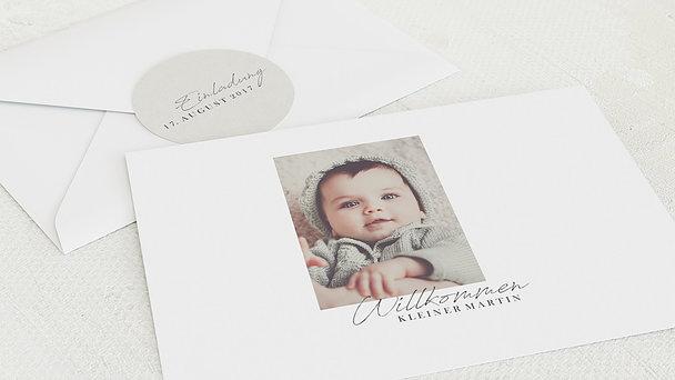 Umschlag mit Design  Baby - Kleines Wunder