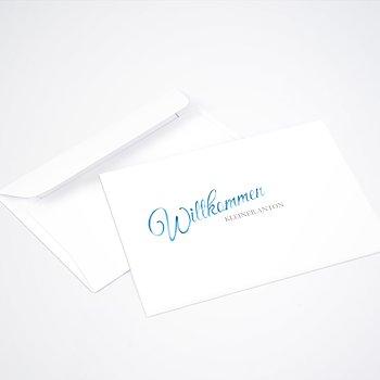Umschlag mit Design  Baby - Kleiner Sonnenschein