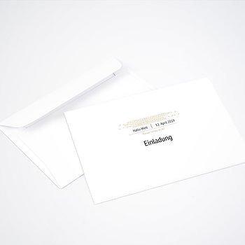 Umschlag mit Design  Baby - Muckelchen