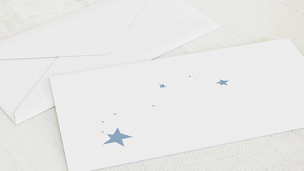 Umschlag mit Design  Baby - Baby Star
