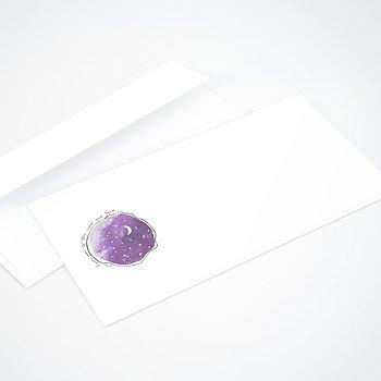 Umschlag mit Design  Baby - Lullaby