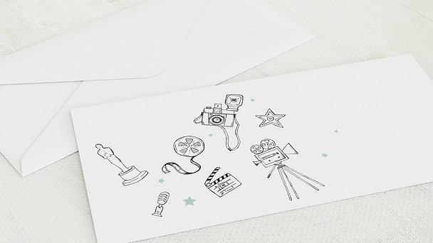 Umschlag mit Design  Baby - Our little star