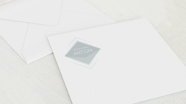 Umschlag mit Design  Baby - Facetten Baby
