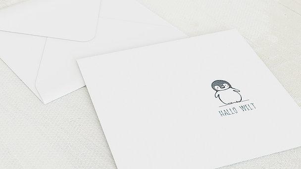 Umschlag mit Design  Baby - Loved little one