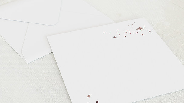 Umschlag mit Design  Baby - Unser kleines Wunder