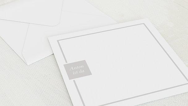 Umschlag mit Design  Baby - Unbedingt