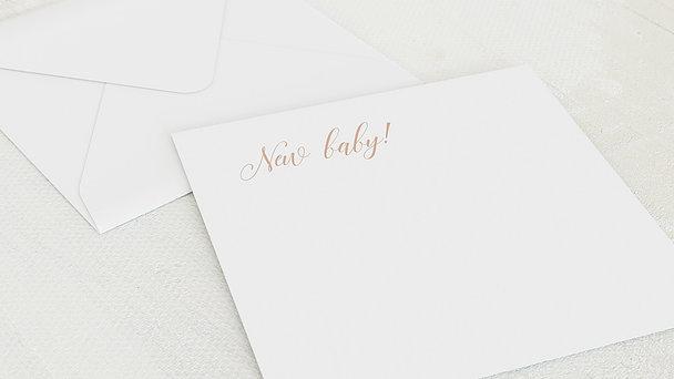 Umschlag mit Design  Baby - Zauberlicht Baby