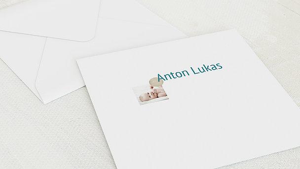 Umschlag mit Design  Baby - Muckel