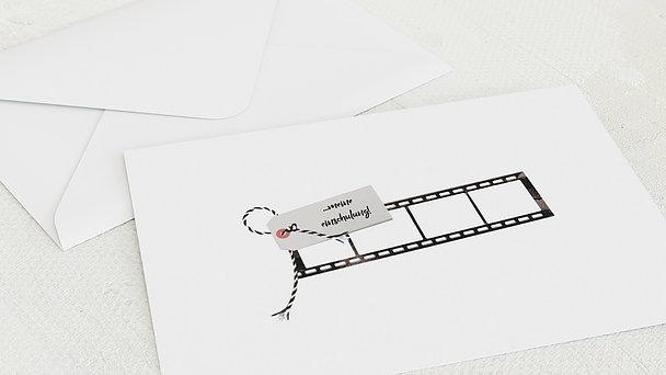 Umschlag mit Design Einschulung - Hauptrolle