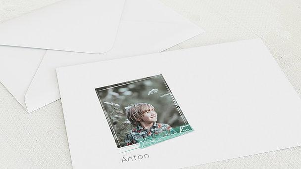 Umschlag mit Design Einschulung - Aufregender Tag