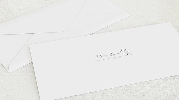Umschlag mit Design Einschulung - Einschulung Aquarell
