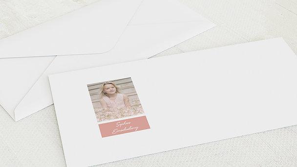 Umschlag mit Design Einschulung - Feentag
