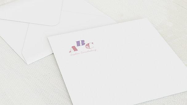 Umschlag mit Design Einschulung - Jahreszahl