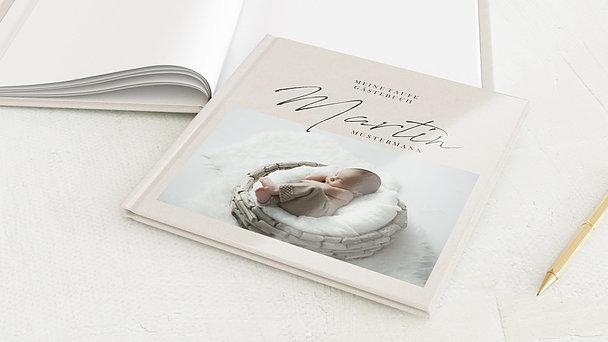 Gästebuch Taufe - Kleines Wunder